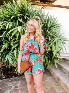 spring and summer rompers