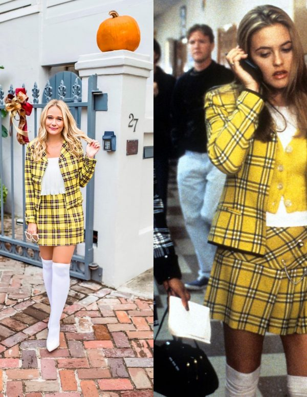 Cher from Clueless Halloween Costume